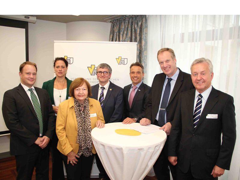 Haus der Arbeitgeberverbände in Kassel / Presse