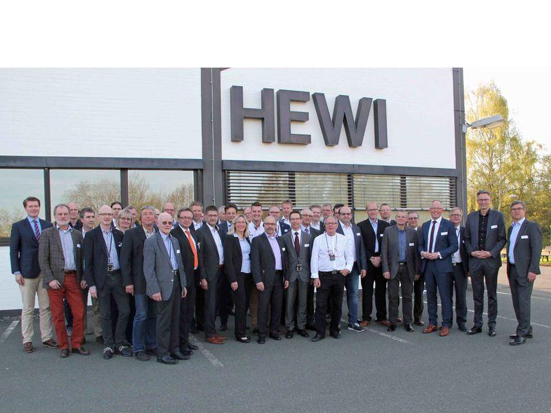 AFK Unternehmertreff bei HEWI in Bad Arolsen mit großer Beteiligung ...
