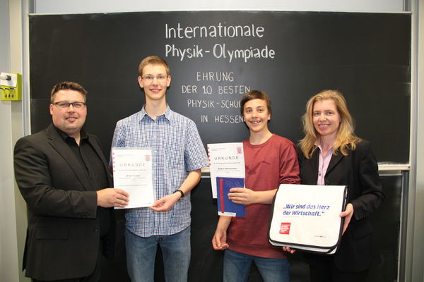 46. Internationale Physik-Olympiade 2015
